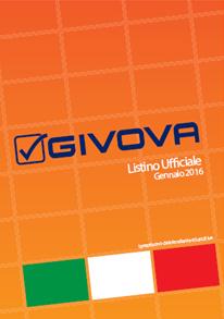Футбольная форма Givova для команд в футбольном магазине SOCCERSHOP.ru